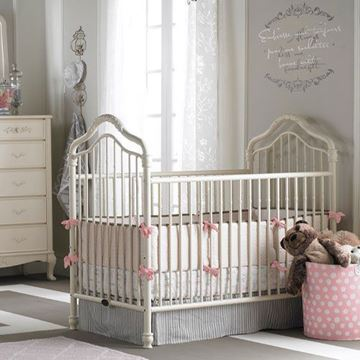 Picture of Dolce Baby Angelina IRON CRIB French Vanilla