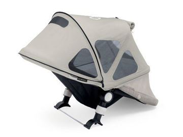 Picture of Bugaboo Bee Breezy Sun Canopy Arctic Grey