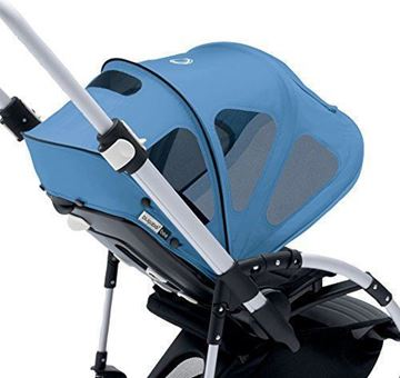 Picture of Bugaboo Bee Breezy Sun Canopy Ice Blue