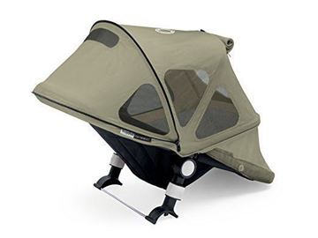 Picture of Bugaboo Cameleon Breezy Sun Canopy Dark Khaki