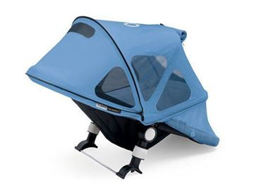 Picture of Bugaboo Cameleon Breezy Sun Canopy Ice Blue