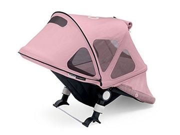 Picture of Bugaboo Cameleon Breezy Sun Canopy Soft Pink
