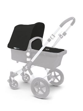 Picture of Bugaboo Cameleon3 tailored fabric set BLACK (ext)