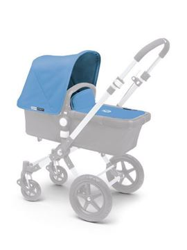 Picture of Bugaboo Cameleon3 tailored fabric set ICE BLUE (ext)