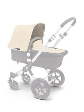 Picture of Bugaboo Cameleon3 tailored fabric set OFF WHITE (ext)