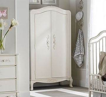 Picture of Dolce Baby Angelina ARMOIRE French Vanilla
