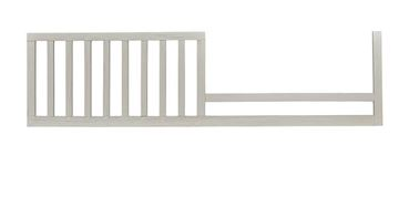 Picture of Dolce Baby Lucca Convertible Guard Rail Sea Shell White