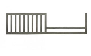 Picture of Dolce Baby Lucca Convertible Guard Rail Weathered Grey