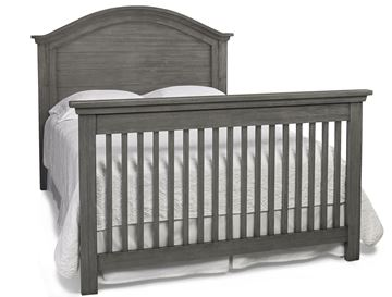 Picture of Dolce Baby Lucca Full Bed (HB+FB) Weathered Grey