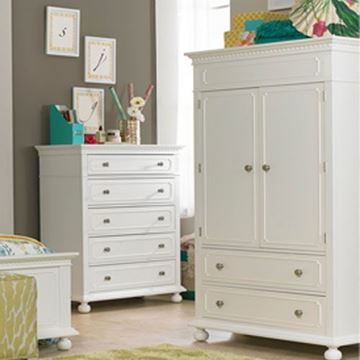 Picture of Dolce Baby Naples Armoire Snow White