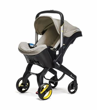 Picture of Doona Infant Car Seat with Base Beige/Dune