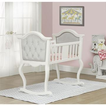 Picture of 8010 Lola Cradle French White