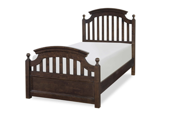 Picture of Legacy Kids Academy Complete Panel Bed, Twin 3/3
