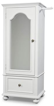 Picture of Legacy Kids Madison Wardrobe With Mirrored Door