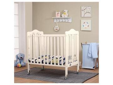 Picture of Orbelle Noa Porta Crib French white