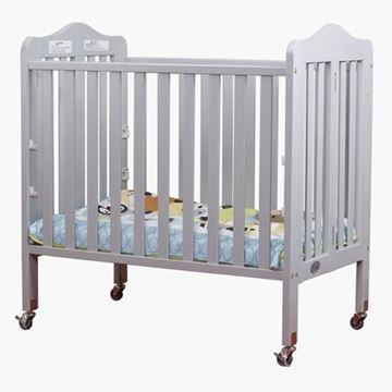 Picture of Orbelle Noa Porta Crib Grey