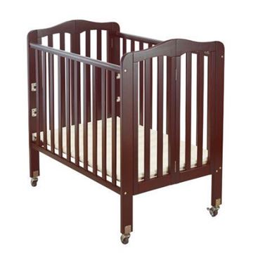 Picture of Baby Time Portable Crib Cherry
