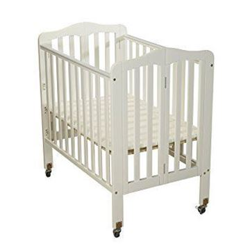 Picture of Baby Time Portable crib French White