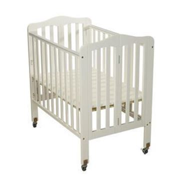 Picture of Baby Time Portable crib White