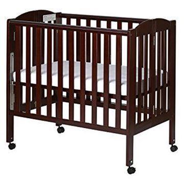 Picture of Dream On Me Porta Crib Espresso