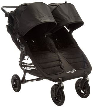Picture of Baby Jogger City Mini GT Double Black/Black
