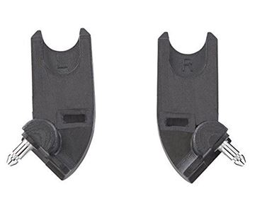 Picture of Baby Jogger Car Seat Adapter - Mounting Bracket - Single - Cybex / Maxi Cosi