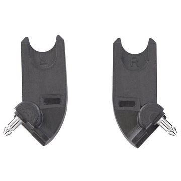 Picture of Baby Jogger Car Seat Adapter - Mounting Bracket - Double - Graco