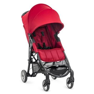 Picture of Baby Jogger City Mini ZIP - Red