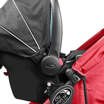 Picture of Baby Jogger Car Seat Adapter - City Mini Zip - Graco Click Connect